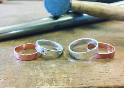 Make your own wedding ring in Hertford