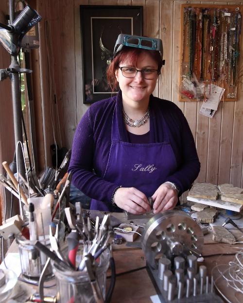 Sally Andrews Bespoke Jewellery in Hertfordshire