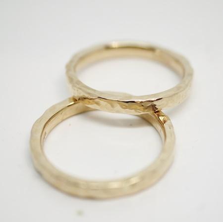 Handmade wedding rings hertfordshire